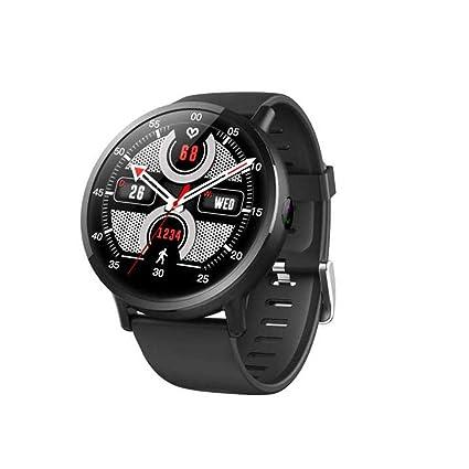 Yunn LEMFO LEMX 4.0 Bluetooth 4G Ip67 Reloj Inteligente de Lujo a Prueba de Agua, Android 7.1,1GB RAM 16 GB en Flash, 2.03 Pulgadas 900Mah Cámara de ...