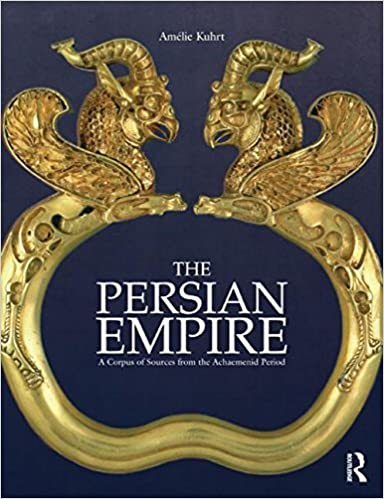 Book The Persian Empire: A Corpus of Sources from the Achaemenid Period by Am?de?ed??ede??d??ede?ed???de??d???lie Kuhrt (2007-09-02)