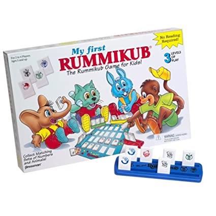 Amazon My First Rummikub Toys Games