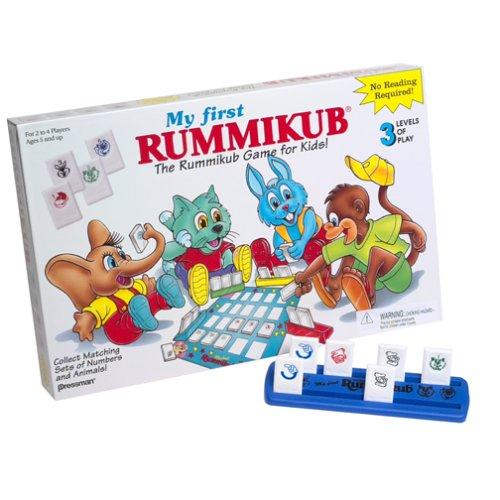 【数量は多】 My My First Rummikub First Rummikub B00004TFZK, ニシイヤヤマソン:c7bb58f1 --- arianechie.dominiotemporario.com