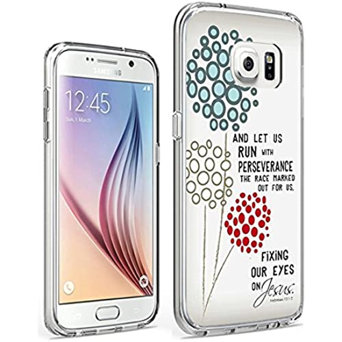 Galaxy S7 Slim Case Protective Cover for Samsung Galaxy S7 And Let Us Run with Perservrance the Race Marked out Sales