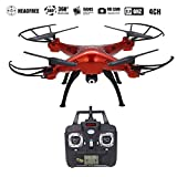 SYMA X5SC Drone with HD Camera 2.0MP 2.4Ghz 4CH 6-Axis Gyro Headless...