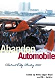 Abandon Automobile: Detroit City Poetry 2001 (African American Life (Paperback))
