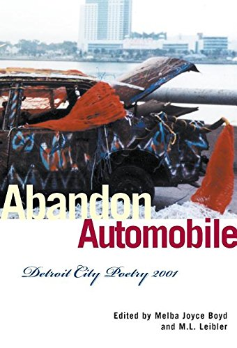 Abandon Automobile: Detroit City Poetry 2001 (African American Life (Aurora Vest)