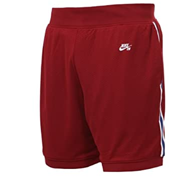 Nike SB Dry Court Men's Shorts - Team Red/White (Large)