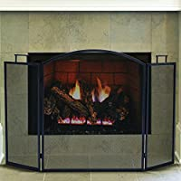 Pleasant Hearth Classic 3 Panel Fireplac...