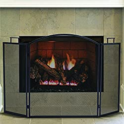 Pleasant Hearth Classic 3 Panel Fireplace Screen by GHP-Group Inc