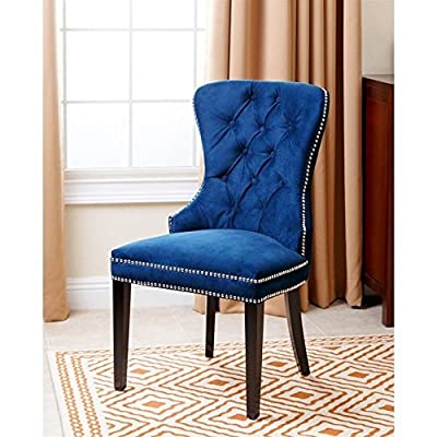 Abbyson Living Dubois Tufted Dining Chair