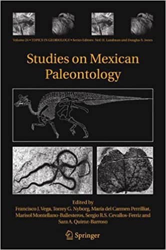 Book Studies on Mexican Paleontology: 24 (Topics in Geobiology)