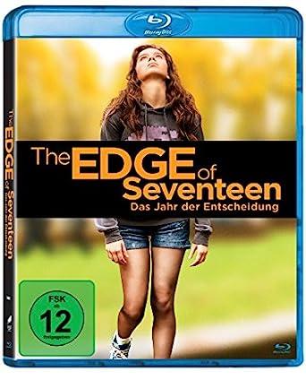 Amazon Com The Edge Of Seventeen Das Jahr Der Entscheidung Blu Ray Craig Kelly Fremon Orvarsson Atli Movies Tv