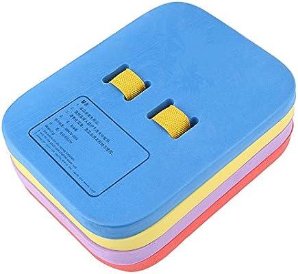 Lembeauty - Tabla de natación para niños (tabla de natación, piscina, segura, para entrenamiento, flotador, tabla de skickboard)