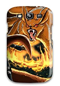 Pauline F. Martinez's Shop Premium All Narutos Back Cover Snap On Case For Galaxy S3