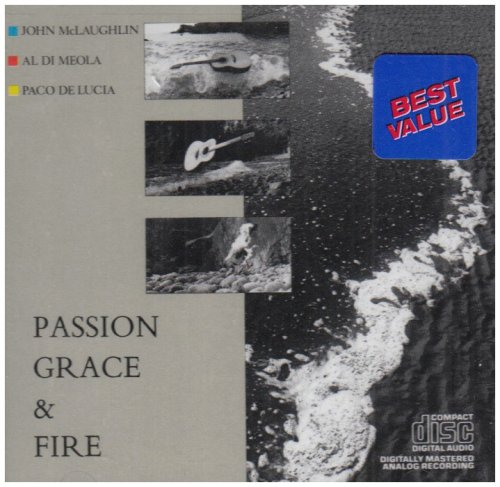 Passion, Grace & Fire by SBME SPECIAL MKTS.