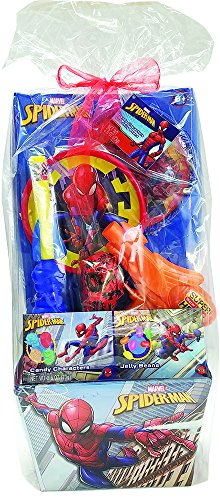Frankford Candy Company Spider Man Easter Basket Jelly Beans, 2.6 Ounce for $<!--$27.19-->
