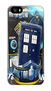 iPhone 5S Cases & Covers VUTTOO Doctor Who Fizzers Custom PC Hard Case Cover for iPhone - 5S