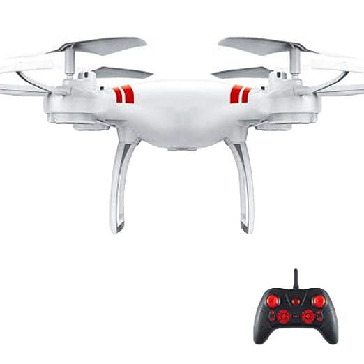 Eroihe Quadcopter Helicóptero de Control Remoto WiFi Drone sin ...