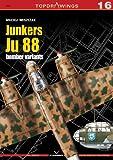 Junkers Ju 88 Bomber Variants (Top Drawings)