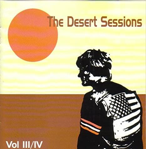 The Desert Sessions Vol III//IV Hard Rock Retro T Shirt 355