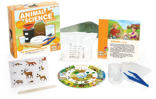 Amazon.com: Little Labs Animal Science: Toys & Games