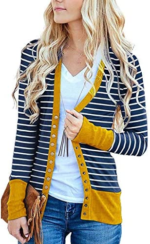 Basic Faith Womens V Neck Cardigans