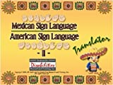 Mexican Sign Language/American Sign Language Translator 2
