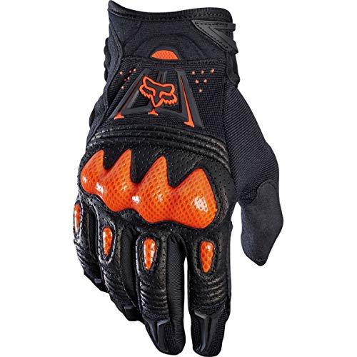 Fox Racing 2019 Bomber Gloves (X-LARGE) (BLACK/ORANGE)