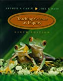 img - for Teaching Science as Inquiry (9th Edition) book / textbook / text book