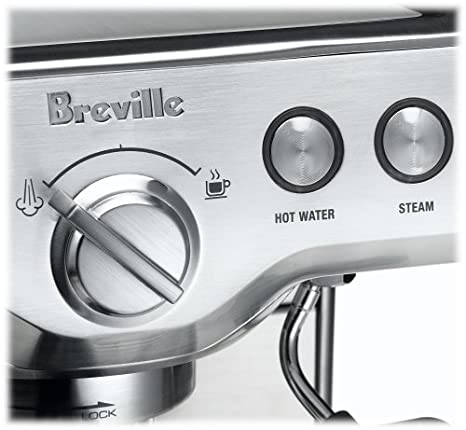Breville 800esxl 15-Bar triple-priming Espresso máquina de fundición: Amazon.es: Hogar