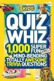 National Geographic Kids Quiz Whiz, National Geographic Kids Staff, 1426310196