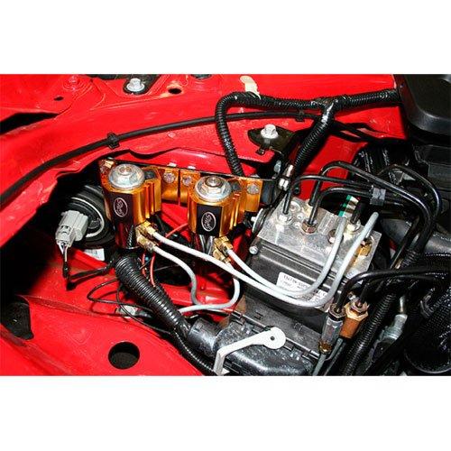 Granatelli Motorsports 760507 Line Lock Kit - 05-09 Mustang GT/V6/Shelby GT by Granatelli