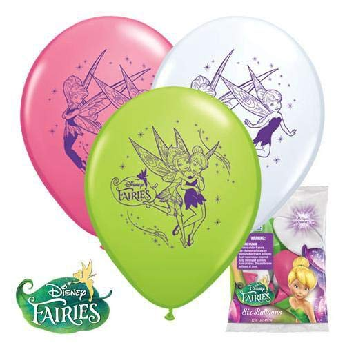 Tinker Bell and the Disney Fairies Latex Balloons -