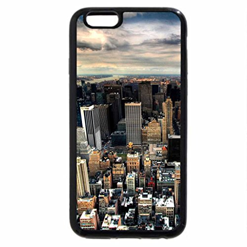iPhone 6S / iPhone 6 Case (Black) cityscapes