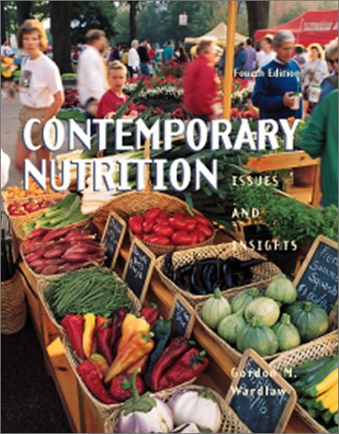 contemporary issues in food and nutrition The big contemporary issue of nutrition and dietetics are about the lies  the  most important fact about nutrition is the quality of the food we eat.