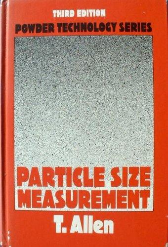 Particle Size Measurement (Powder Technology S.)