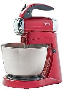 Betty Crocker WACBC3220CMR Stand Mixer, One Size, Red