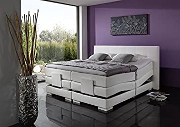 Breckle - Cama 160 x 200 cm Oxford Caja Born Forma Colchón de Espuma My Balance 20 Topper Gel Premium Comfort: Amazon.es: Hogar