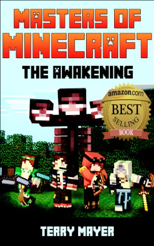 Minecraft (Masters of Minecraft Book 1)