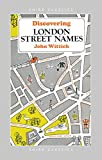 London Street Names (Discovering)