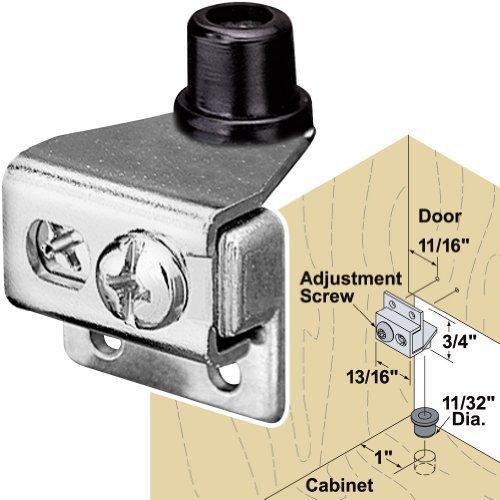 Platte River 928800, Hardware, Hinges, Pivot, Pivot Hinge For Flush Doors - Concealed Pivot Hinge
