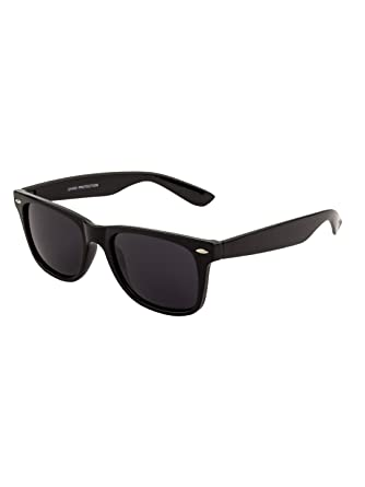 a86049500f5c Funky Boys UV Protected Wayfarer Boy's Sunglasses - (SOC-FB-8223-C1|55|Grey  Color Lens): Amazon.in: Clothing & Accessories