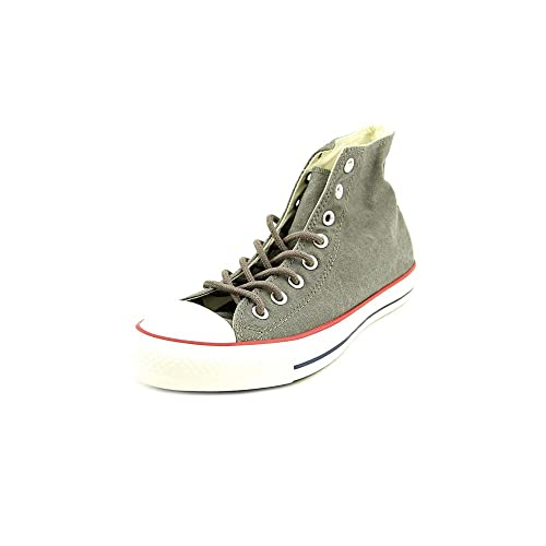 3ffad33dbec9 Converse Unisex Chuck Taylor High Top Sneaker Charcoal Wash (5.5 Men Women  7.5)