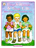Poems and Rhymes and Things to Do Now That I'm a Toddler, Too, Connie Smrke, 0865301077