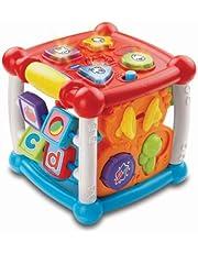 VTech Baby 150503 Turn & Learn Cube, Multi