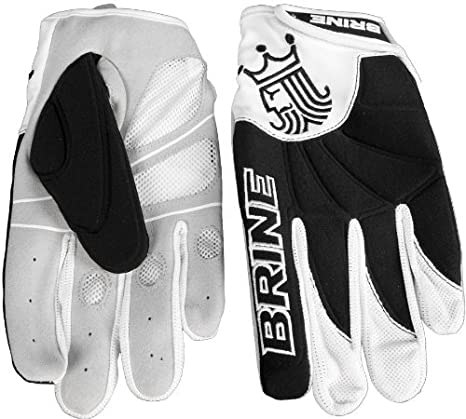 amazon com brine silhouette compression molded lacrosse warm