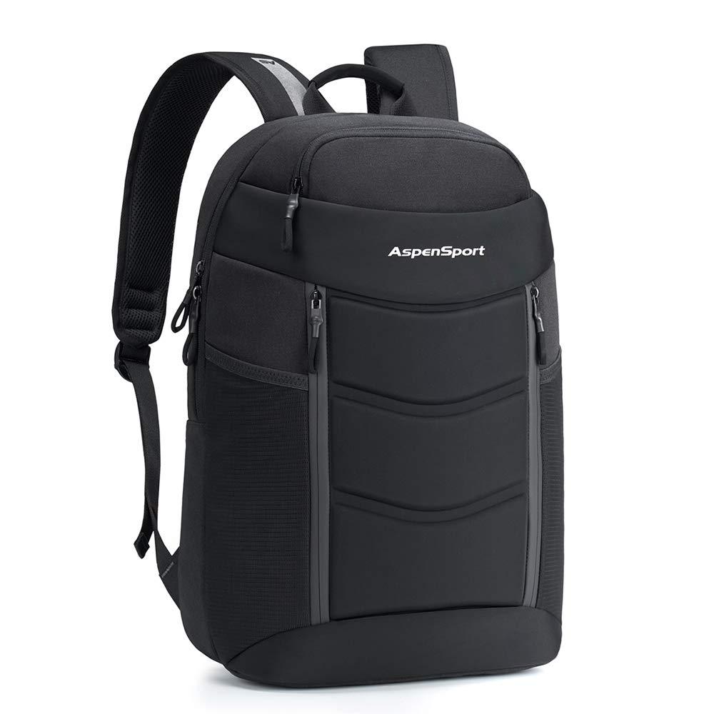 Amazon.com: ASPENSPORT Mochila para portátil de viaje ...