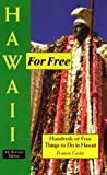 Hawaii for Free, Frances Carter, 0914457829