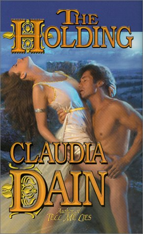 book cover of The Holding