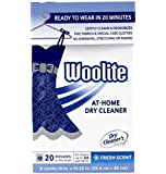 Woolite Dry Cleaner's Secret Dry Cleaning Cloths (18 Count)