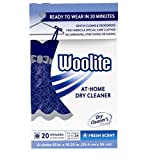 woolite dry cleaner sheets - Woolite Dry Cleaner's Secret Dry Cleaning Cloths (18 Count)