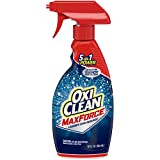 OxiClean MaxForce Laundry Stain Remover Spray, 12 Fl. oz., Pack of 2